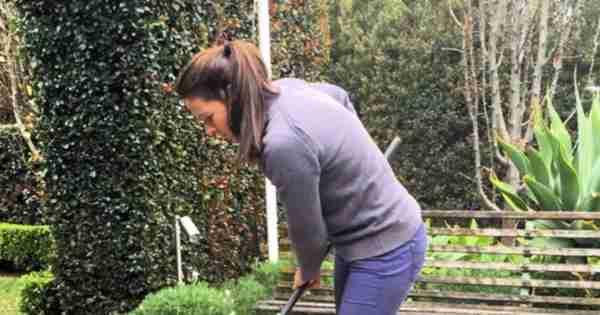 如何清洁花园路径和摊铺机