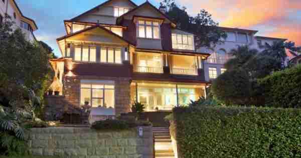 Cremorne Point:房主不想出售的郊区