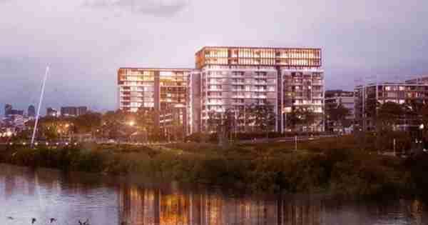 悉尼的五大建筑Boom郊区