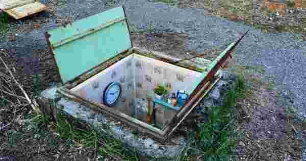 艺术家隐藏着米兰的山楼的微型房间