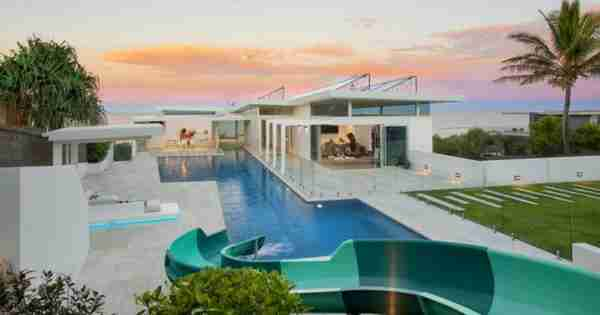 阳光海岸豪宅与独特的额外